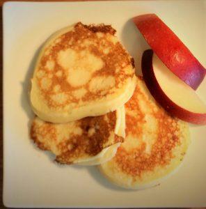 שלוליות גבינה / לביבות גבינה - מתכון לתינוקות | המתכוניה