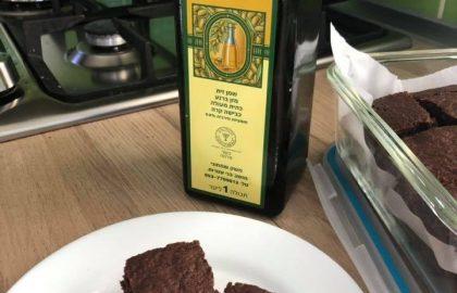 עוגת השוקולד בסיר אחד!