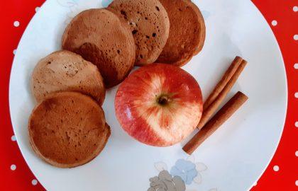 פנקייק תפוח – קינמון