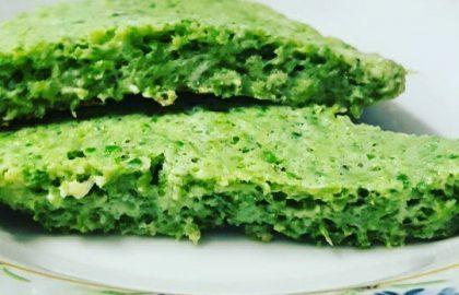 חביתה ירוקה