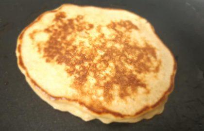 לביבת ארוחת בוקר