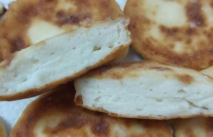 סירניקי – לביבות גבינה מתוקות