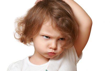 תולעים בגיל הילדות והינקות  *תוכן הורים*