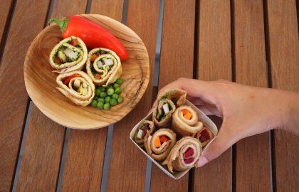 מגולגלת – טורטיה שהיא ארוחה