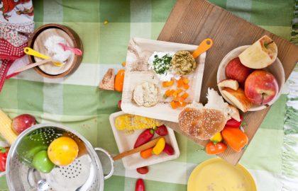 זמן בית. 11 עצות לשיפור האכילה של הילדים, שתוכלו ליישם כבר עכשיו