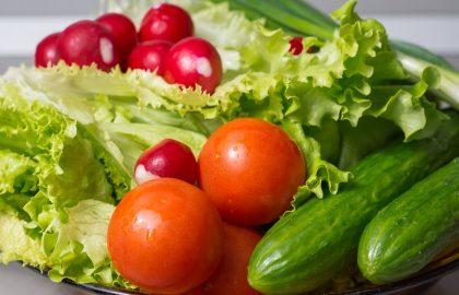 ירקות טריים, מתי מתחילים?